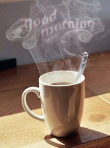 coffee, romance